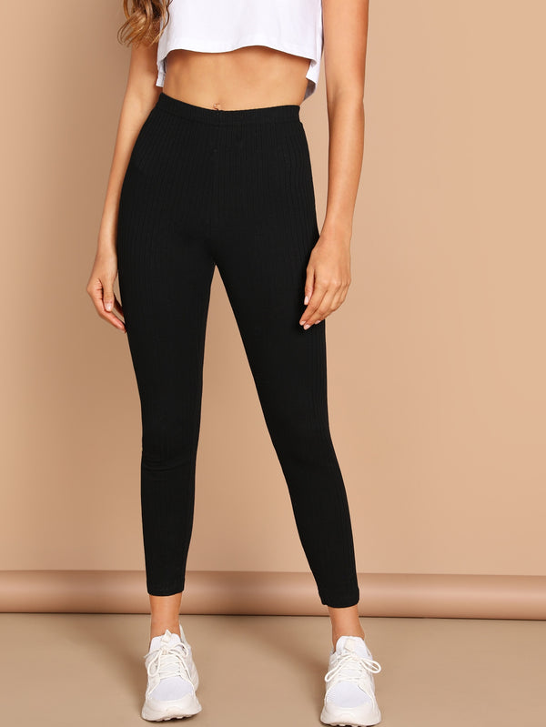 Leggings mit hoher Taille
