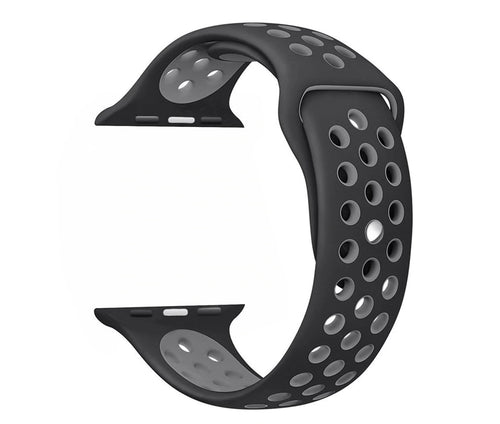 Silicone Strap Replacement Band For Apple Watch Series 4