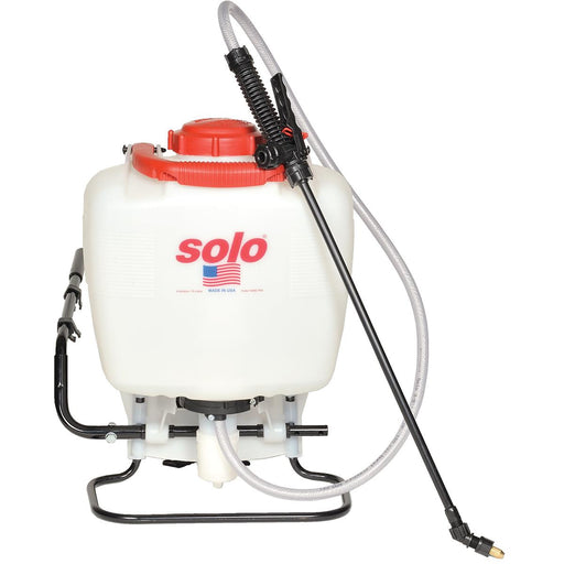 Deluxe 4-gal. Backpack Sprayer with Piston Pump