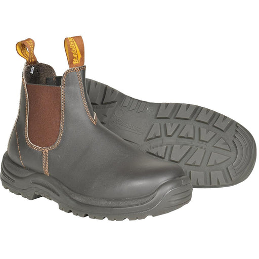 Blundstone® Leather Safety Boots