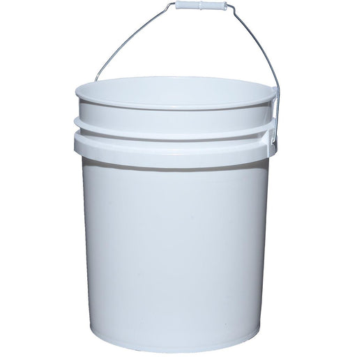 5-Gal. High-density Polyethylene Pails