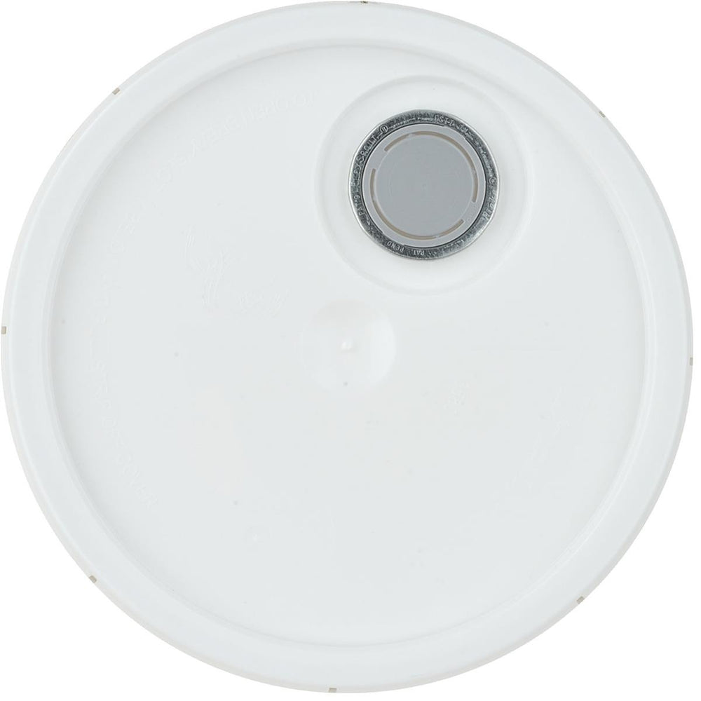5-Gal. High-density Polyethylene Lids