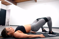 Glutes from Home with LIV Body Athlete Paige Hathaway