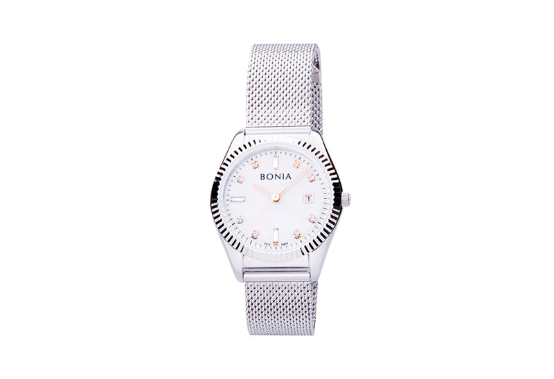 Silver Caprice Ladies' Watch
