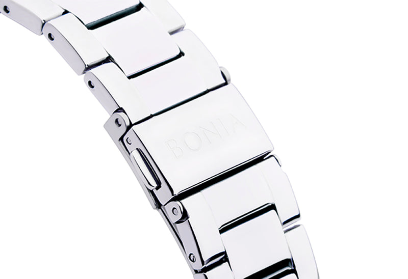 Silver Sigma Men's Watch