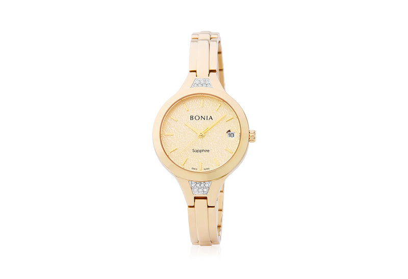 Gold Loris Watch