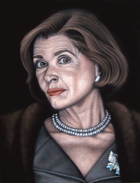 "Bruce White ""Lucille Bluth"""