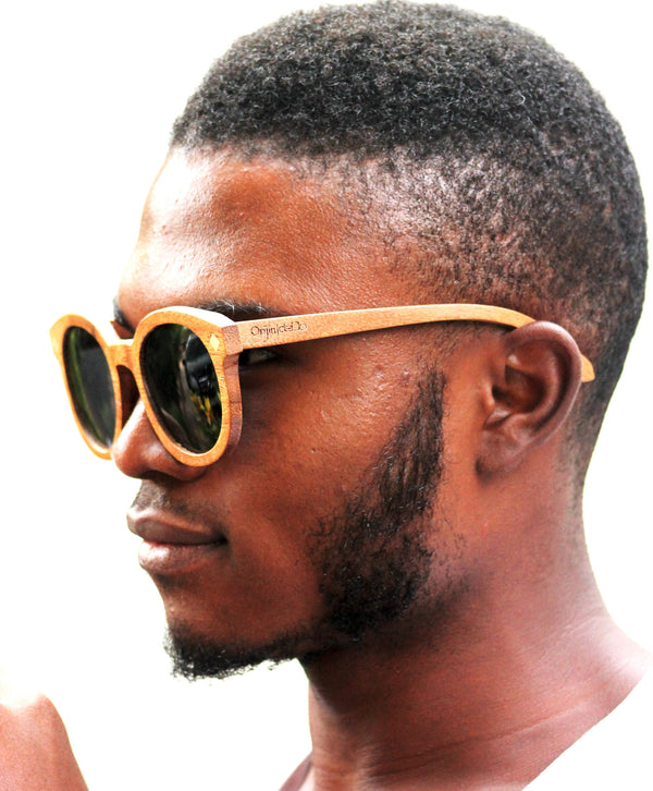 Sankara |  Wood Eyewear - SHOP | Orijin Boutique