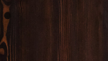 Wood Sample: Planed // Dark Brown