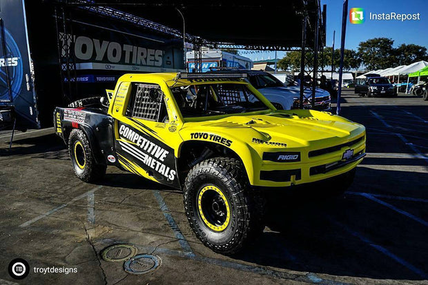 2013/2018 Chevy Silverado Trophy Truck Body