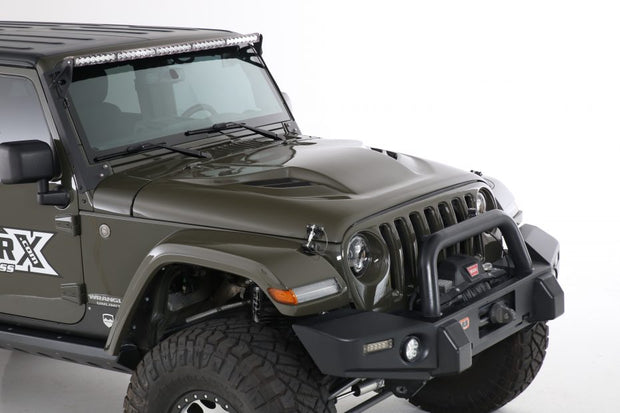"2007-2017 Jeep JK to JL ""RebelX"" Conversion Hood"