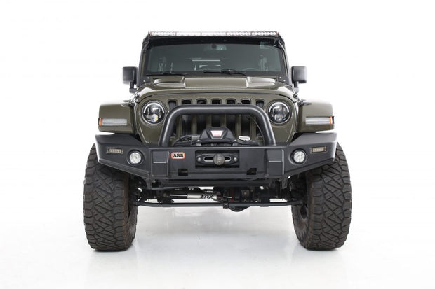 "2007-2017 Jeep JK to JL ""RebelX"" Conversion Grille"