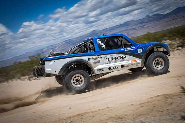 2017 Ford Raptor Trophy Truck Spec Body