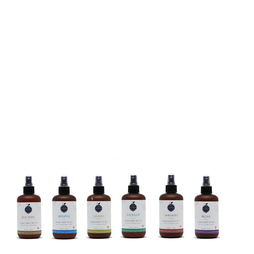 Aromatherapy Spray, Natural, Pure Essential Oil