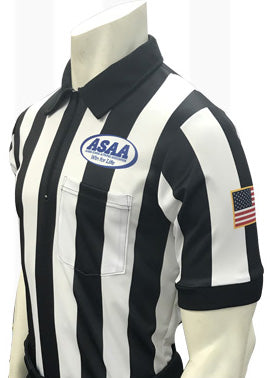 "USA117AK - Smitty ""Made in USA"" -Alaska Football Men's Short Sleeve Shirt"