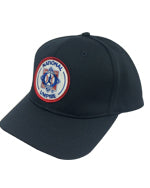 HT-304 4 Stitch Flex Fit Umpire Hat