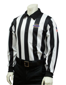 "USA118KY - Smitty ""Made in USA"" - Football Men's Long Sleeve Shirt"