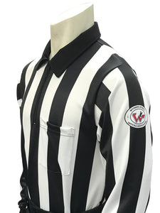 "USA118WY - Smitty ""Made in USA"" - Football Men's Long Sleeve Shirt"