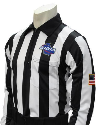 "USA121GA - Smitty ""Made in USA"" - Long Sleeve Football Shirt"