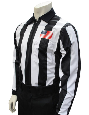 "USA129 - Smitty ""Made in USA"" - Dye Sub Cold Weather Football Shirt"