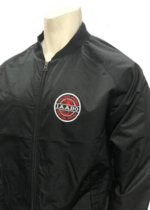 I-220 - IAABO Solid Black Officials Jacket
