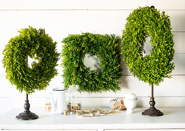 Best Selling Wreaths + Stands #rodworksfeaturedfaves