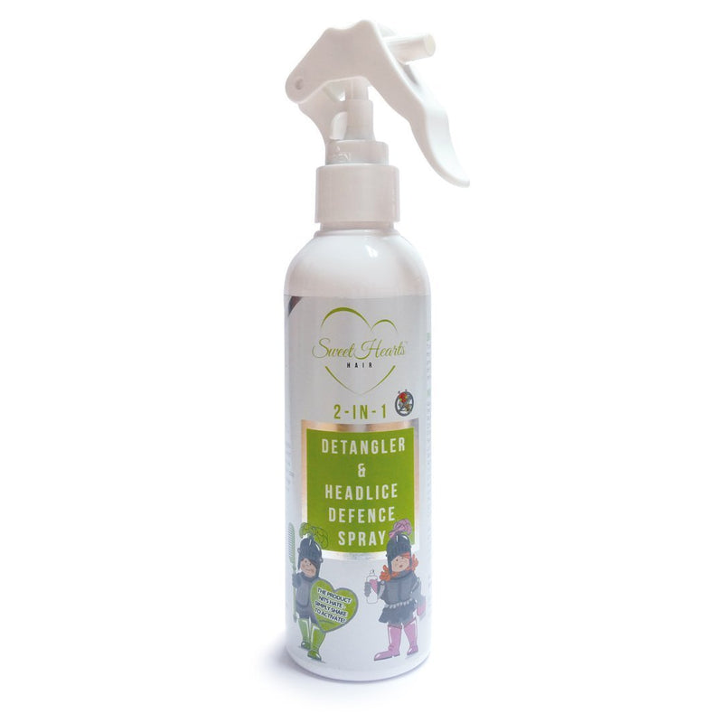 SweetHearts Hair 2-in-1 Detangler & Head Lice Defence 200ml