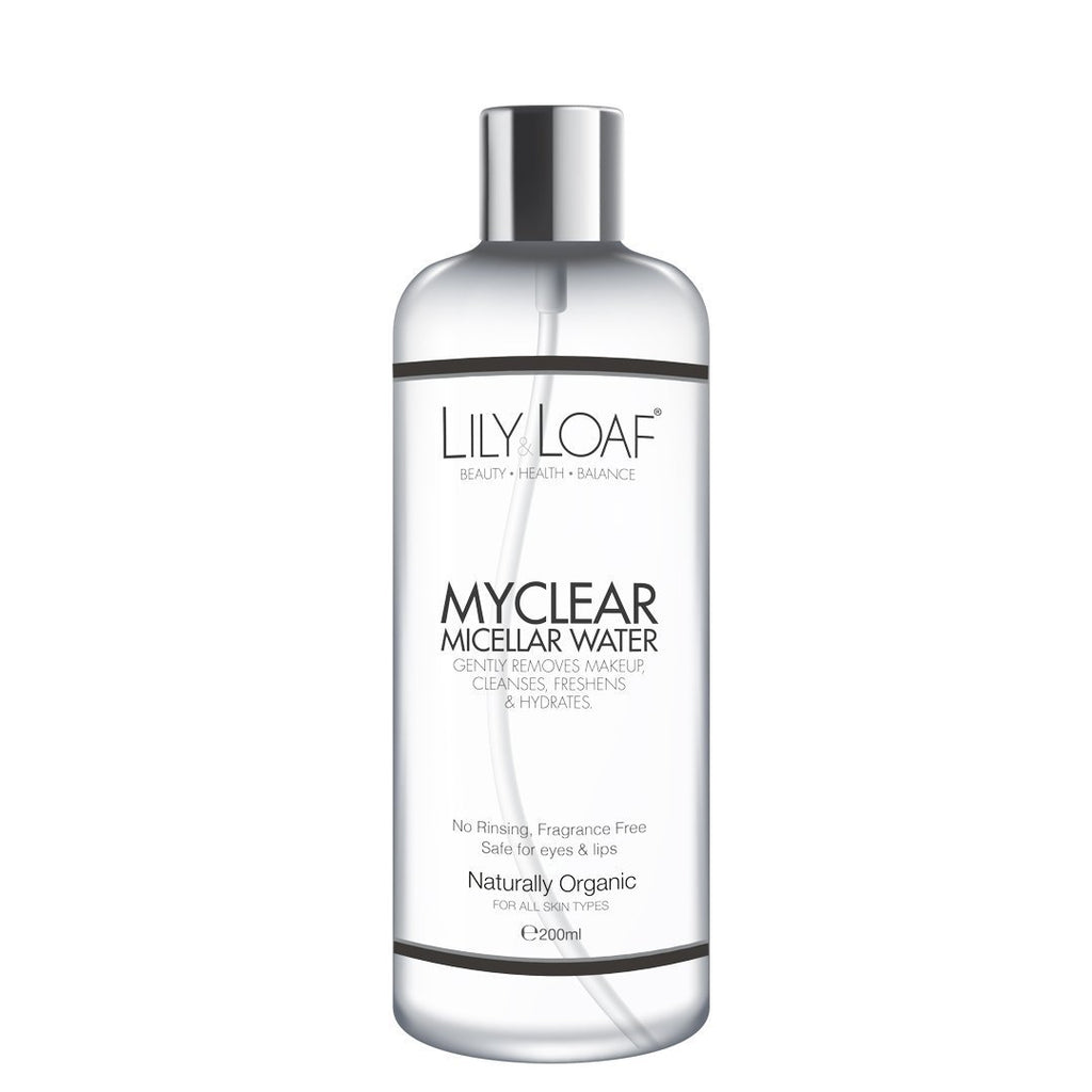 Lily & Loaf MyClear Micellar Water 200ml