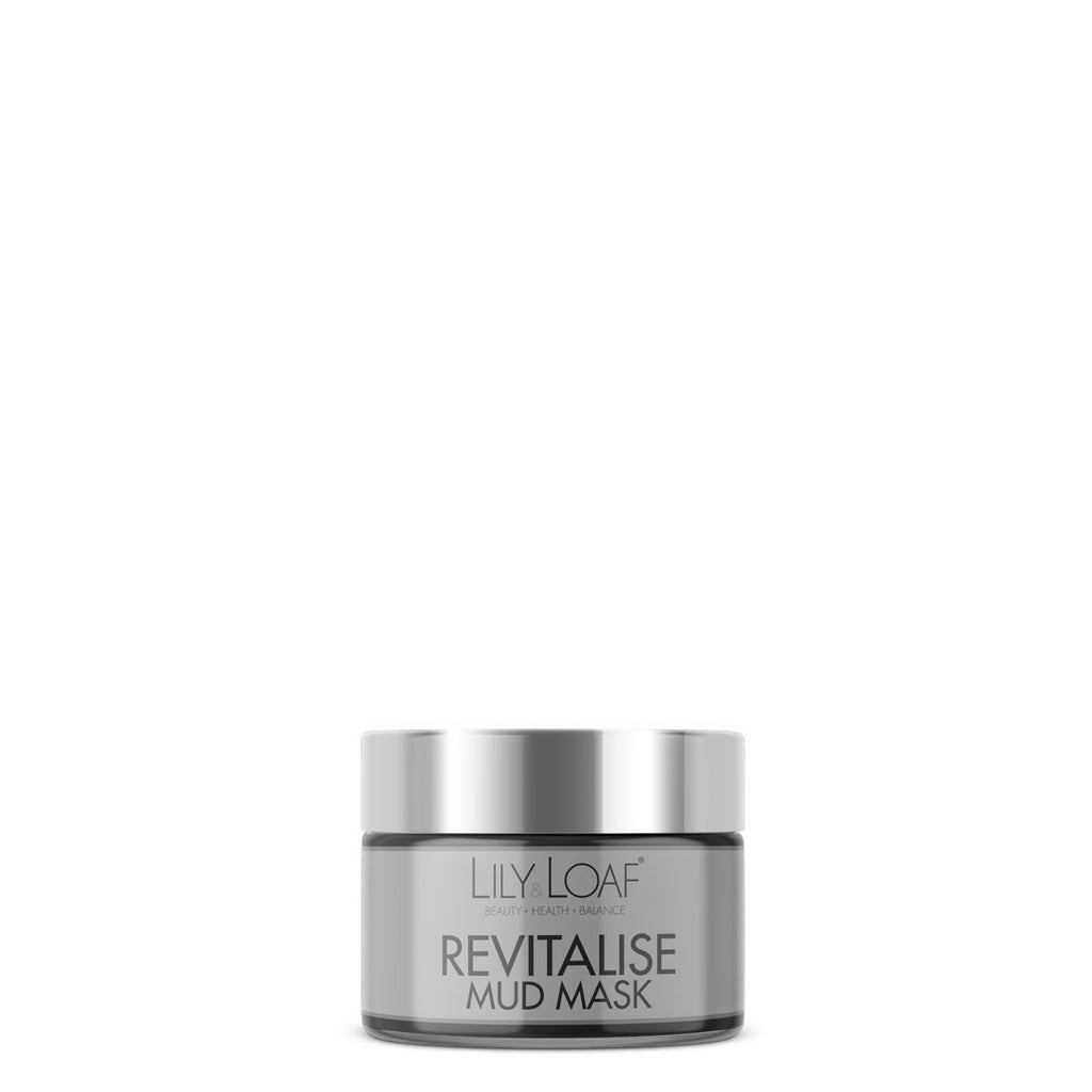 Lily & Loaf Revitalise Mud Mask 50ml