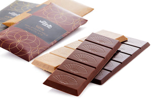 Mandarin Chocolate Bar