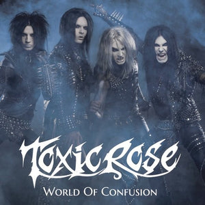 "ToxicRose - World Of Confusion (7"")"