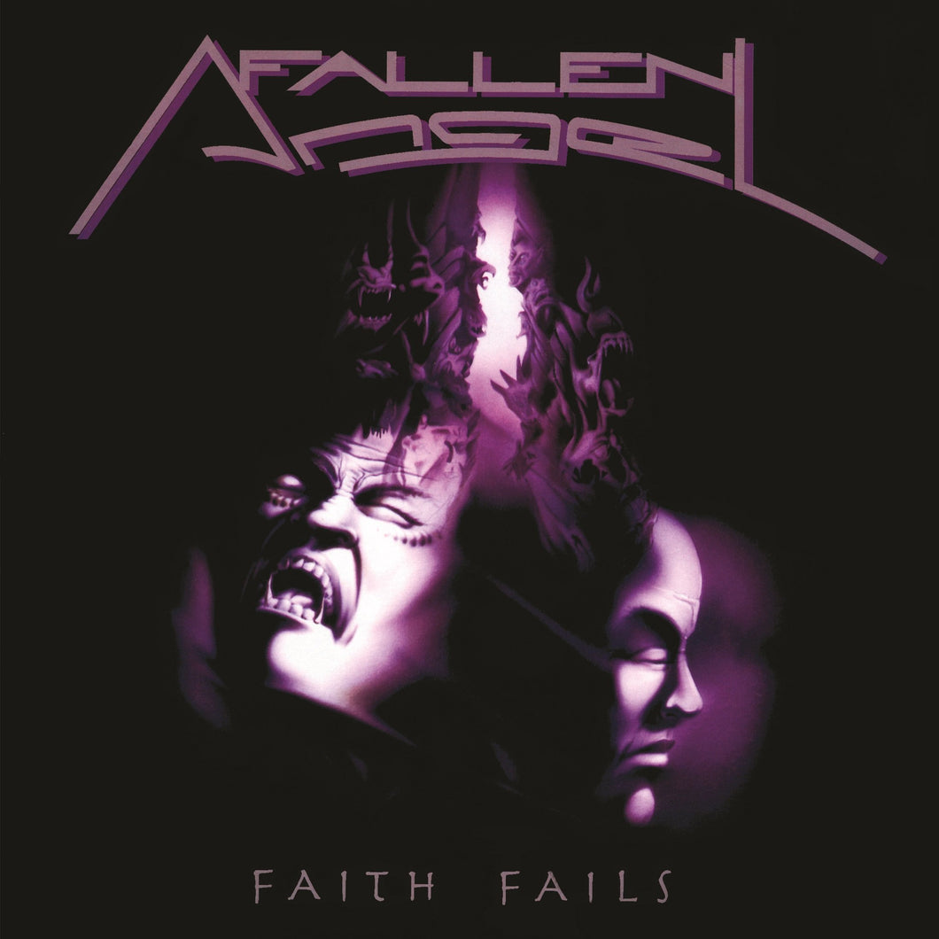 Fallen Angel - Faith Fails (2LP)