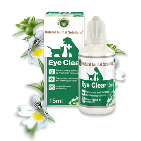 Eye Cleaner - Natural Animal Solutions