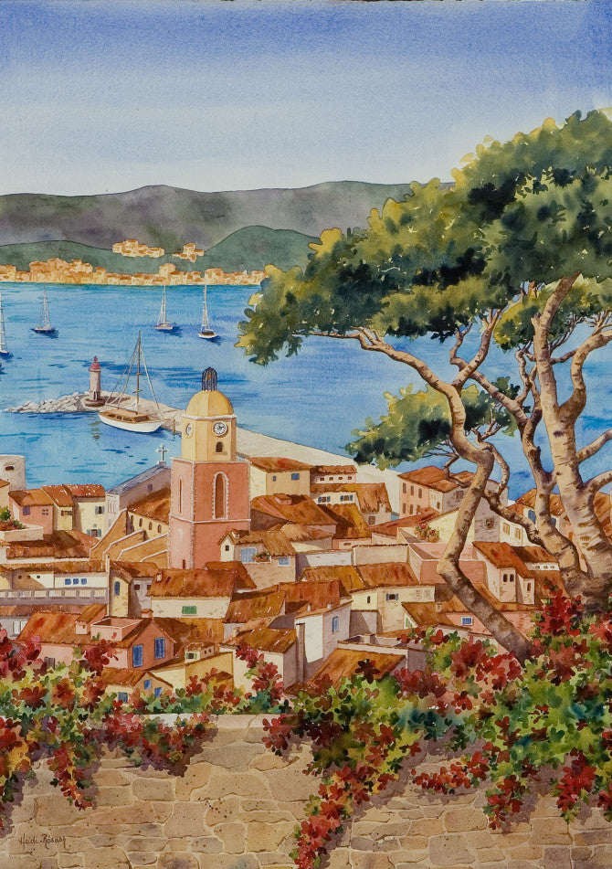 Harbor View, St. Tropez