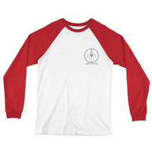 Load image into Gallery viewer, Long Sleeve Baseball T-Shirt