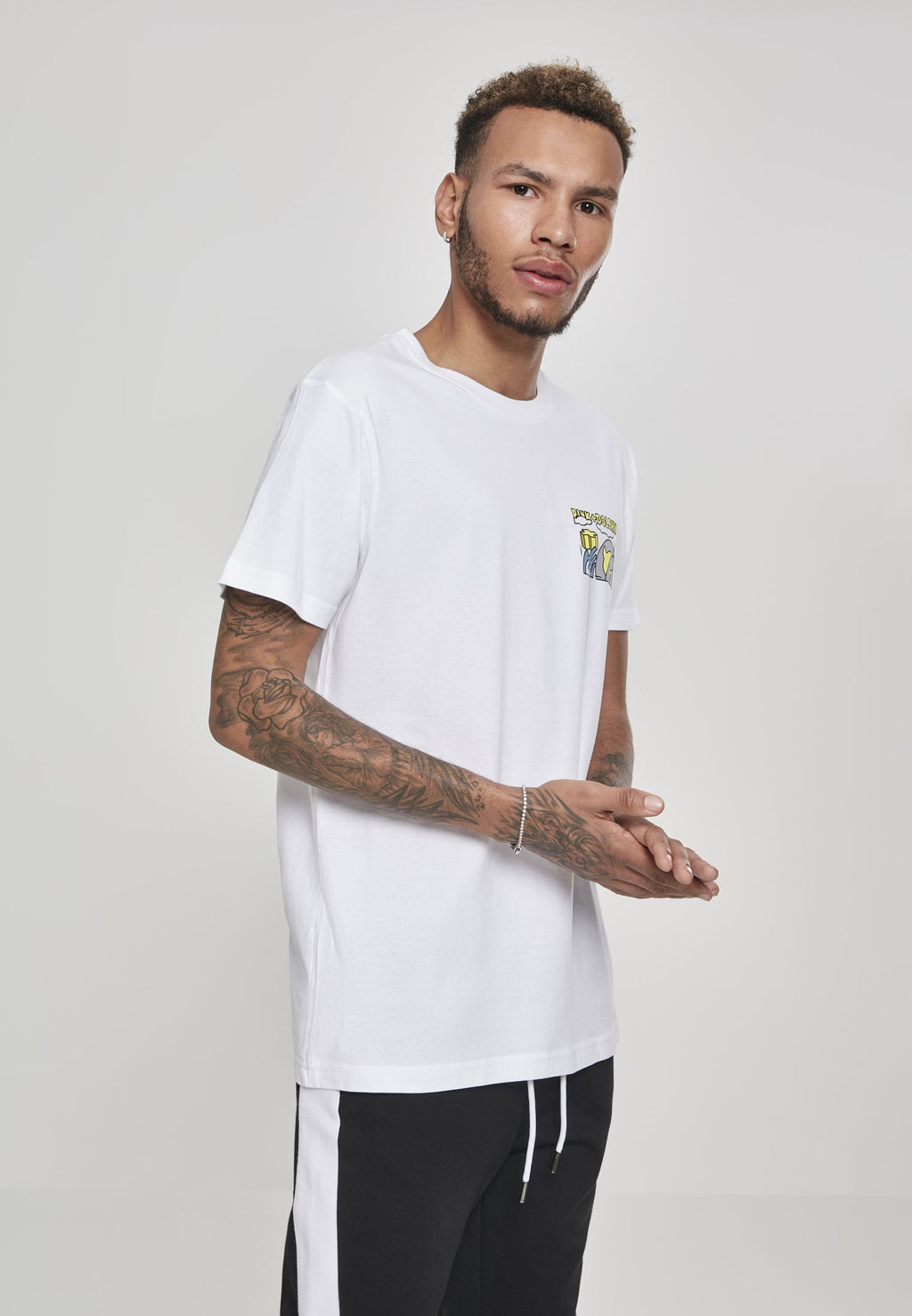 Level Up Tee - White
