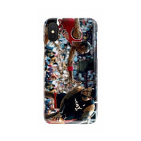 MJ vs Lebron Phone Case