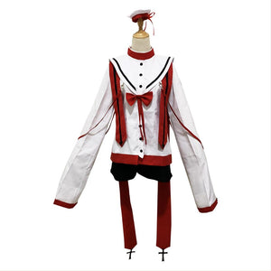 Black Butler Ciel Phantomhive Choral Version Cosplay Costume
