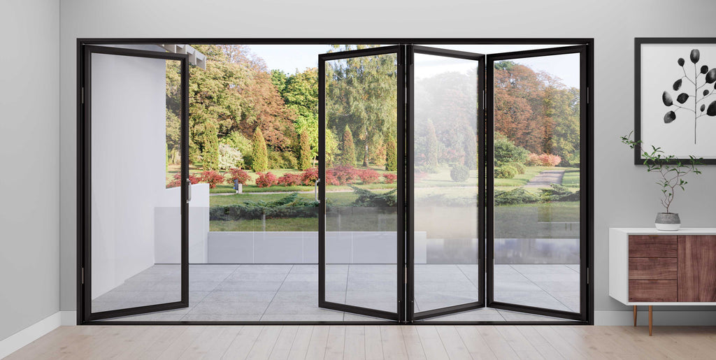 Brockwell - 18' x 8' Multi-Folding Door