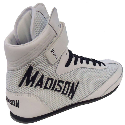 Dominator 2.0 Boxing Boots - White