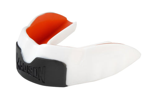 Magnum Pro Mouthguard - White/Red/Black