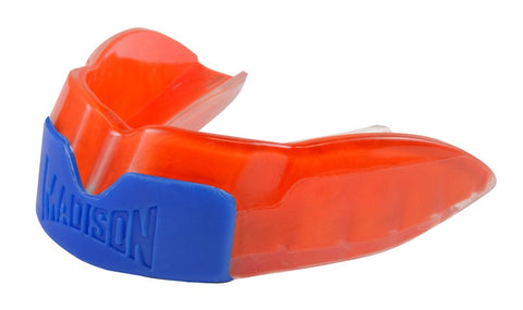 Magnum Pro Mouthguard - Red/Clear/Blue