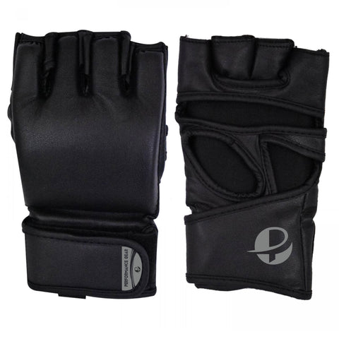 Midnight MMA Gloves - PFGSports