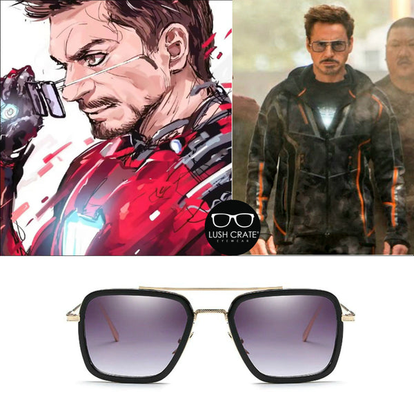 Avengers Spiderman Far From Home - EDITH Sunglasses