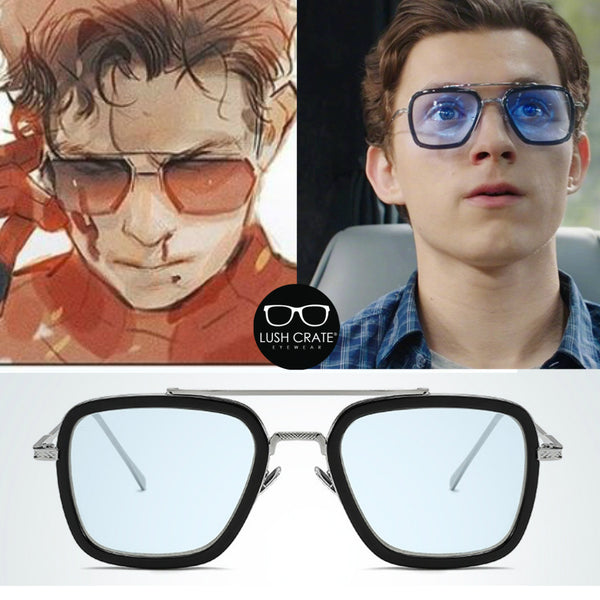 Spiderman Far From Home - EDITH Sunglasses