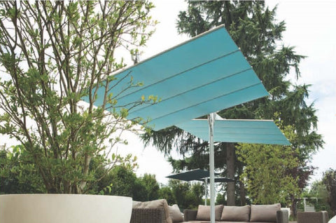 FIM Twin Flexy 8' x 17' Umbrella