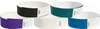 "A Tyvek® 3/4"" Solid Combo Pack 3 Wristbands"