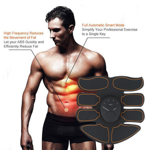 ABS Stimulator - Abdominal Muscle Exerciser