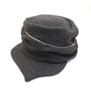 Asymmetry Brim Caps