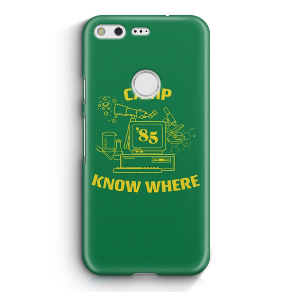 Camp Know Where Google Pixel 2 XL Case